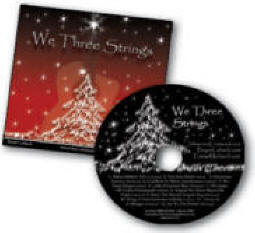We Three Strings CD